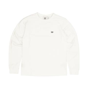 Adidas Mini Shmoo Longsleeved T-Shirt - Off White/Mineral
