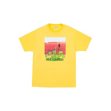 Yellow Trapped T-Shirt