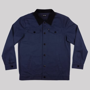 """PASS~PORT """"WORKERS"""" LATE JACKET NAVY"""