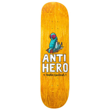 Anti Hero Skateboards Kanfoush For Lovers Deck 8.5