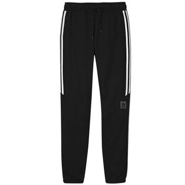 Adidas Tech Sweat Pants Black - White