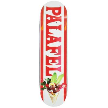 """Palace Skateboards Palafel S22 Skateboard Deck - 8.5"""""""