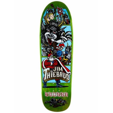 Strangelove Skateboards Jim Thiebaud Guest Model Deck 9.75