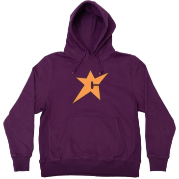 Carpet Company C-Star Logo Hoodie Purple