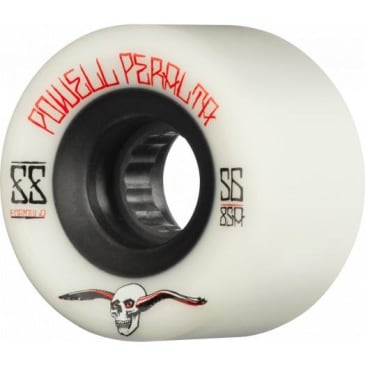 Powell Peralta G-Slides 56mm 85A Wheels (White)