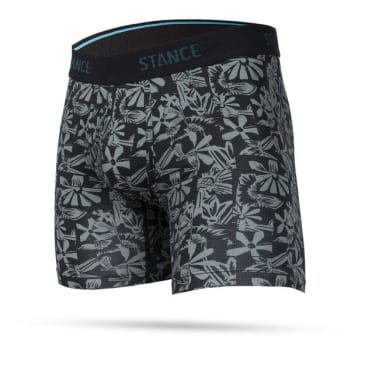 Stance Pressed Flowers Mens Athletic Boxer Brief