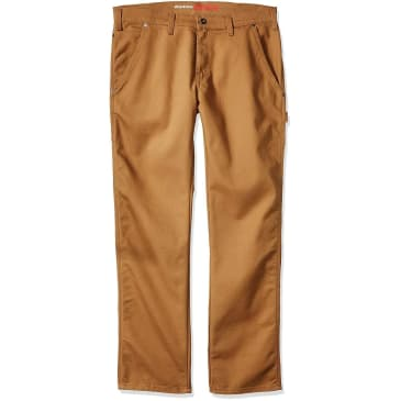 Dickies Tough Max 5 Pocket Carpenter Pant Stonewashed Duck Brown
