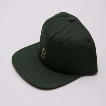 Eye logo 6 panel Green