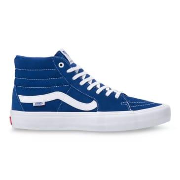 Vans Sk8-Hi Pro True Blue/True White
