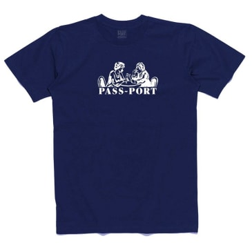Pass~Port Romantics T-Shirt - Navy