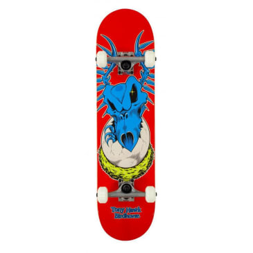 "Birdhouse Skateboards - 7.75"" Falcon Egg Complete Skateboard (Red)"