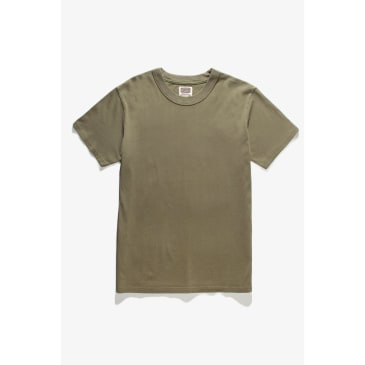 Red Ruggison Short Sleeve T-Shirt - Olive