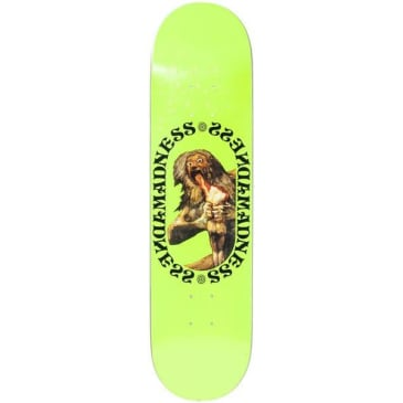 MADNESS Son Neon Yellow 8.0 R7