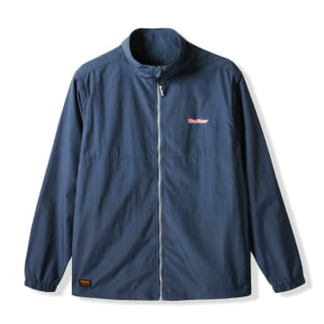 Butter Goods Convertible Jacket, Navy