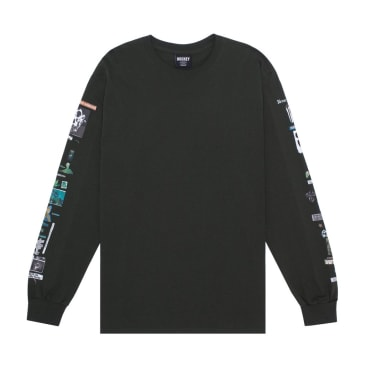 Hockey Summoned Long Sleeve T-Shirt - Forest Green