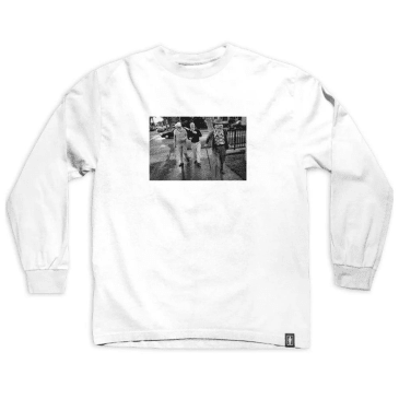 Girl Skateboards - Beastie Boys Spike Jonze Long Sleeve T-Shirt.
