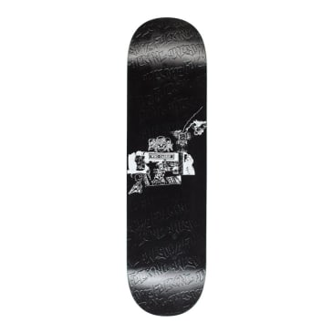 """Fucking Awesome Who Cares Skateboard Deck - 8.25"""""""