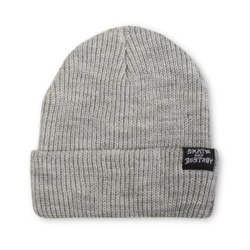THRASHER SAD BEANIE GREY