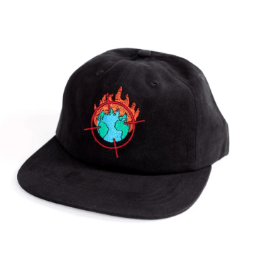 Theories Of Atlantis - Worldwide Snapback Cap - Black