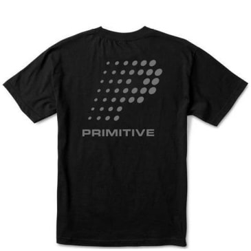 Primitive VHS T-Shirt - Black
