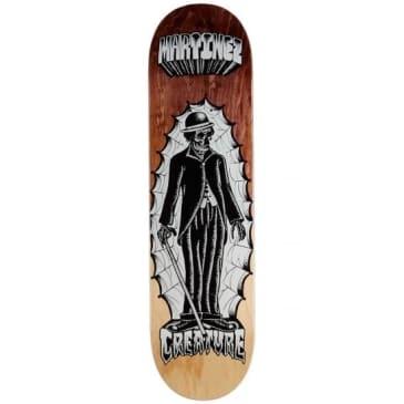 "Creature Martinez The Immigrant VX Skateboard Deck - 8.25"""