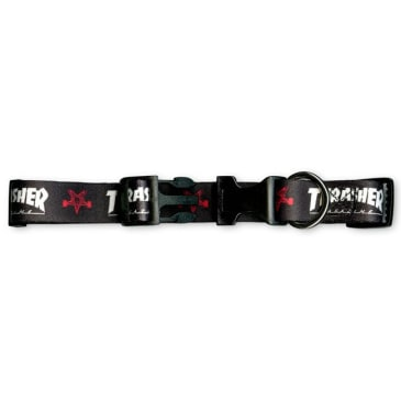 Thrasher Magazine Dog Collar 1 Inch