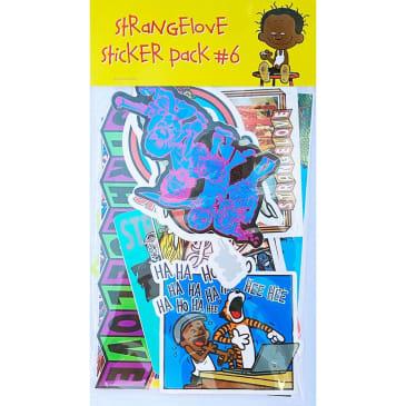Strangelove Sticker Pack #6