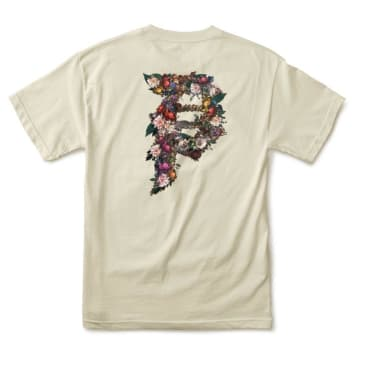 PRIMITIVE Dirty P Tribute Tee Cream