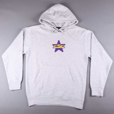 CSC 'MNCSC Embroidered' Hood (Heather Grey)