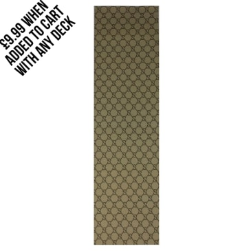 Gucci Grip Tape Black/Gold