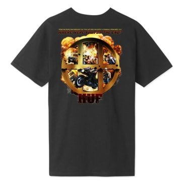 Huf Cinematic Adventure T-Shirt