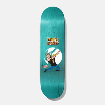 Baker Skateboards Theotis One Man Army Skateboard Deck - 8.25""