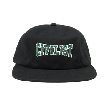 Civilist - Club Cap - Black