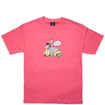 Alltimers Rich Zoo T-Shirt - Salmon