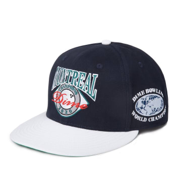Dime 'Montreal Champion' Hat (Navy)