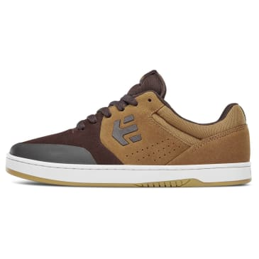 Etnies Marana Shoes - Brown/Tan/Gum