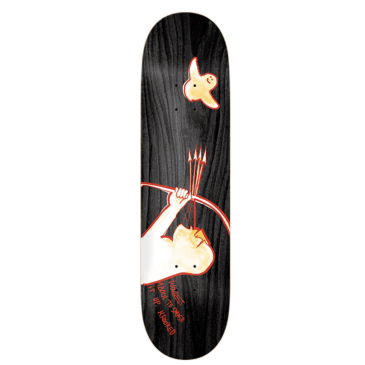 Krooked Worrest Archur Slick Deck -8.38 Assorted Veneer