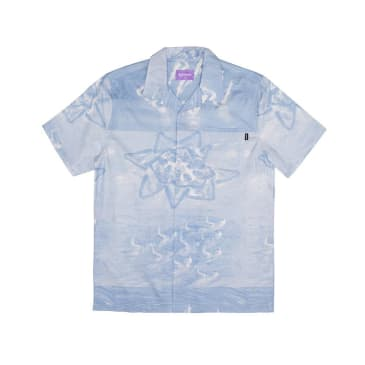 Alltimers Sync Up Button Up Shirt - Blue