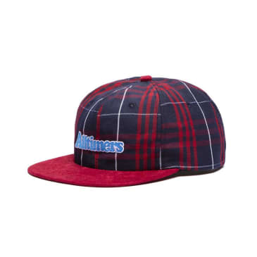 Alltimers Basement Hat - Ruby / Red