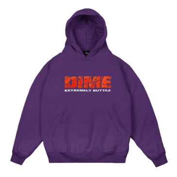 Dime Extremely Buttaz Hoodie - Purple