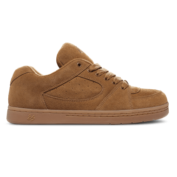 eS Accel OG Skateboarding Shoe - Brown/Gum