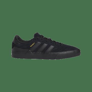 adidas Busenitz Vulc II Skate Shoes - Core Black / Core Black / Gum