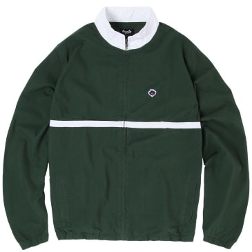 Magenta Skateboards Cotton Sport Jacket - Dark Green