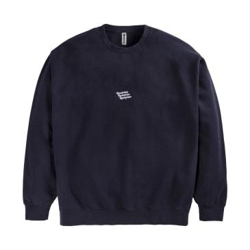 Reception -Club Sweatshirt - Navy