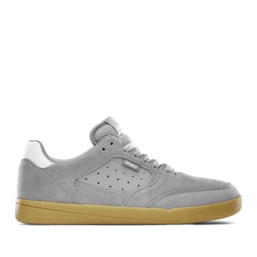 Etnies Veer Skate Shoes - Grey / Gum