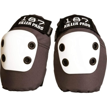 187 - Slim Elbow Pads Dark Grey L