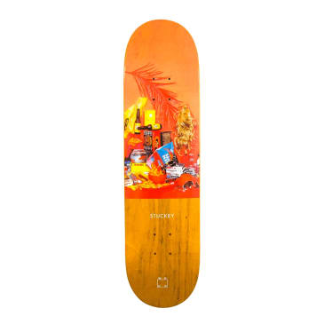 "WKND Skateboards - 8.125"" Stuckey Still Life Deck"