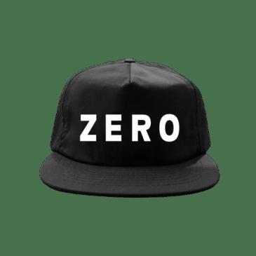 Zero Amy Hat- (Black)