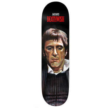 Deathwish Jake Hayes The World Is Yours Skateboard Deck - 8.00