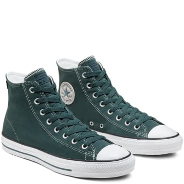Converse Cons - CTAS Pro High Shoes - Faded Spruce / White